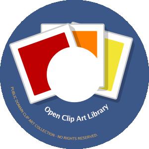 Cd Label Open Clipart Clip Art at Clker.com.