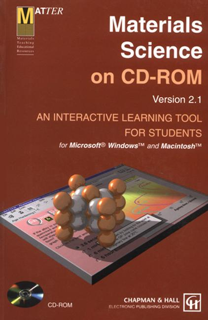 Materials Science on CD.
