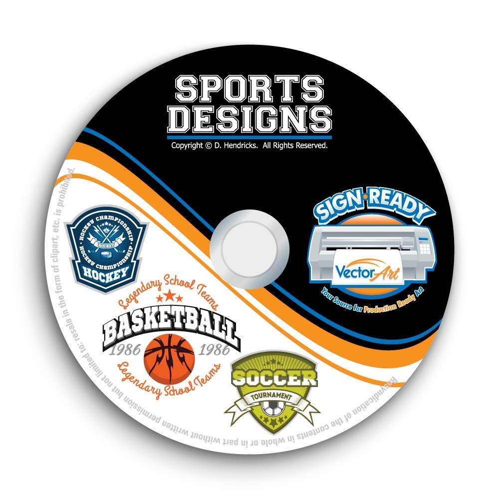 Amazon.com: Sports Designs Clipart.