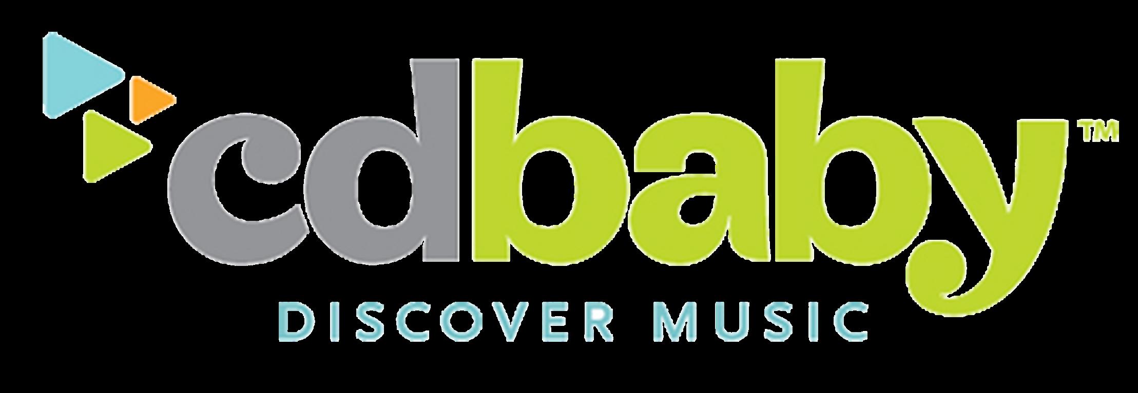 Cd Baby Logo Png (+).