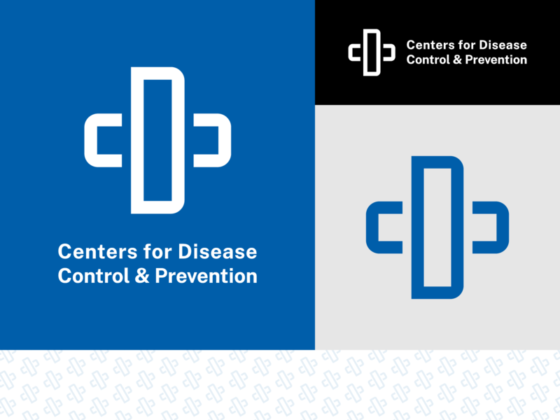 Centers for Disease Control & Prevention (CDC) Logo Redesign by Alex.