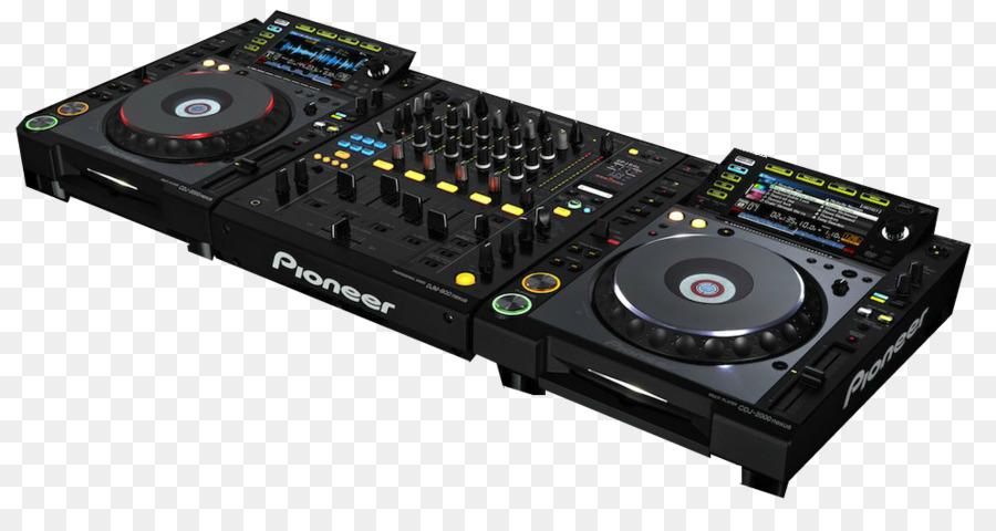 Cdj Record Player png download.