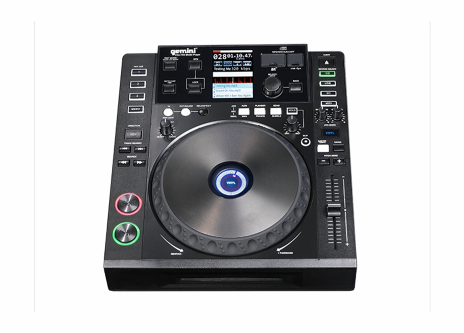 Gemini Cdj 700, HD Png Download (2989327 ).