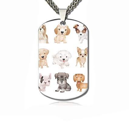 Amazon.com : XIOZURV Dog Clipart Personalized Stainless.