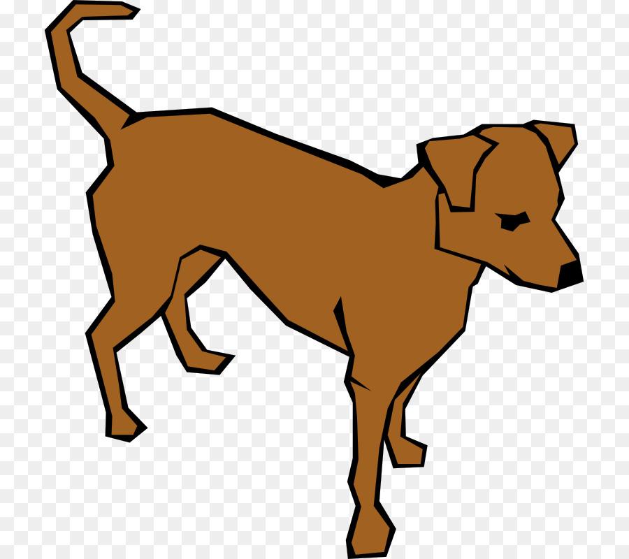 Dog Cartoon clipart.