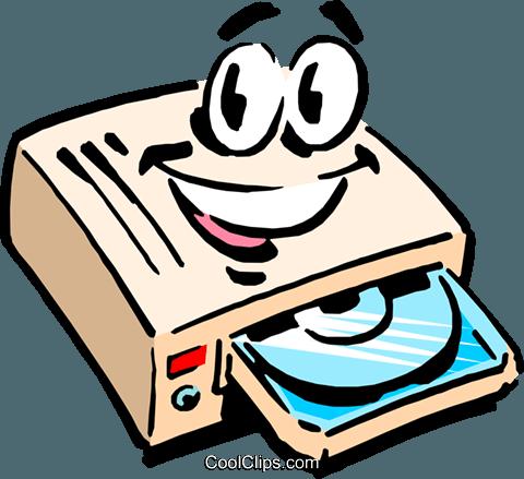 Cartoon CD.
