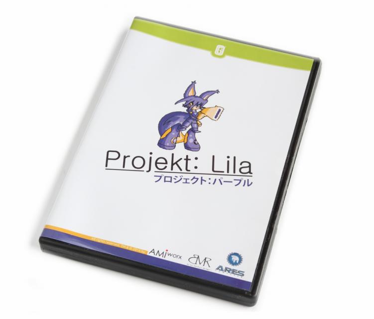Projekt: Lila