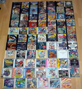 Welcome to the PC Engine CD ROM retro video game section here at.