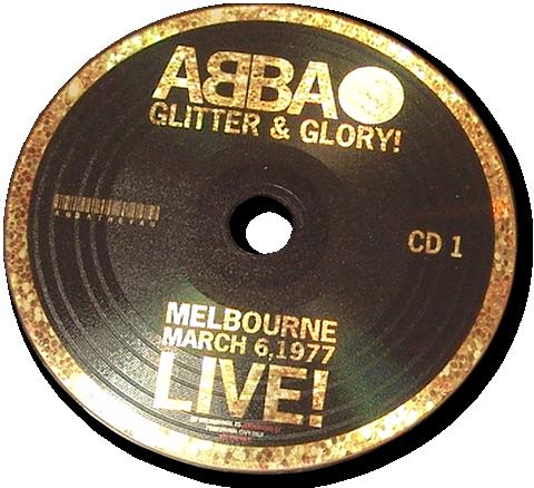 Custom printed vinyl CDs and DVDs.