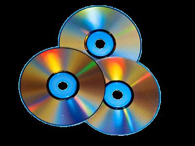 CD's png.