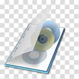 Pulse , compact CD's icon transparent background PNG clipart.
