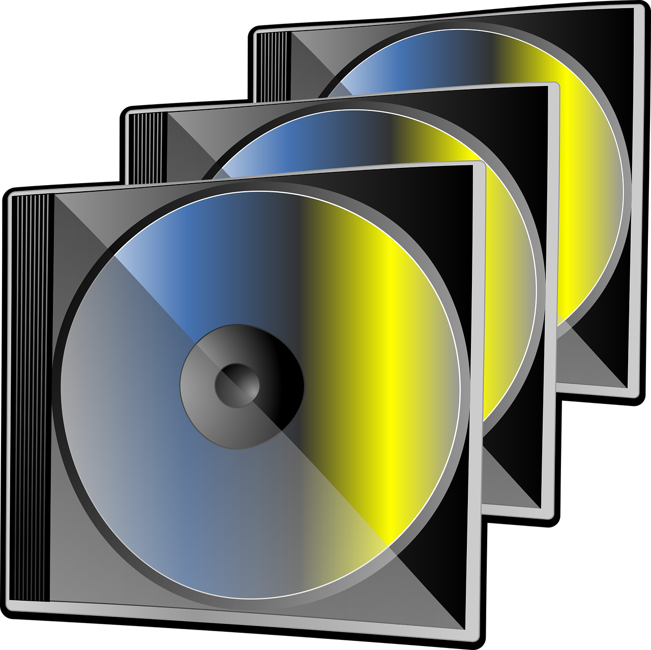Audio Cd Compact Disc Data Dvd PNG.
