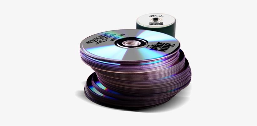Cd / Dvd Duplication.