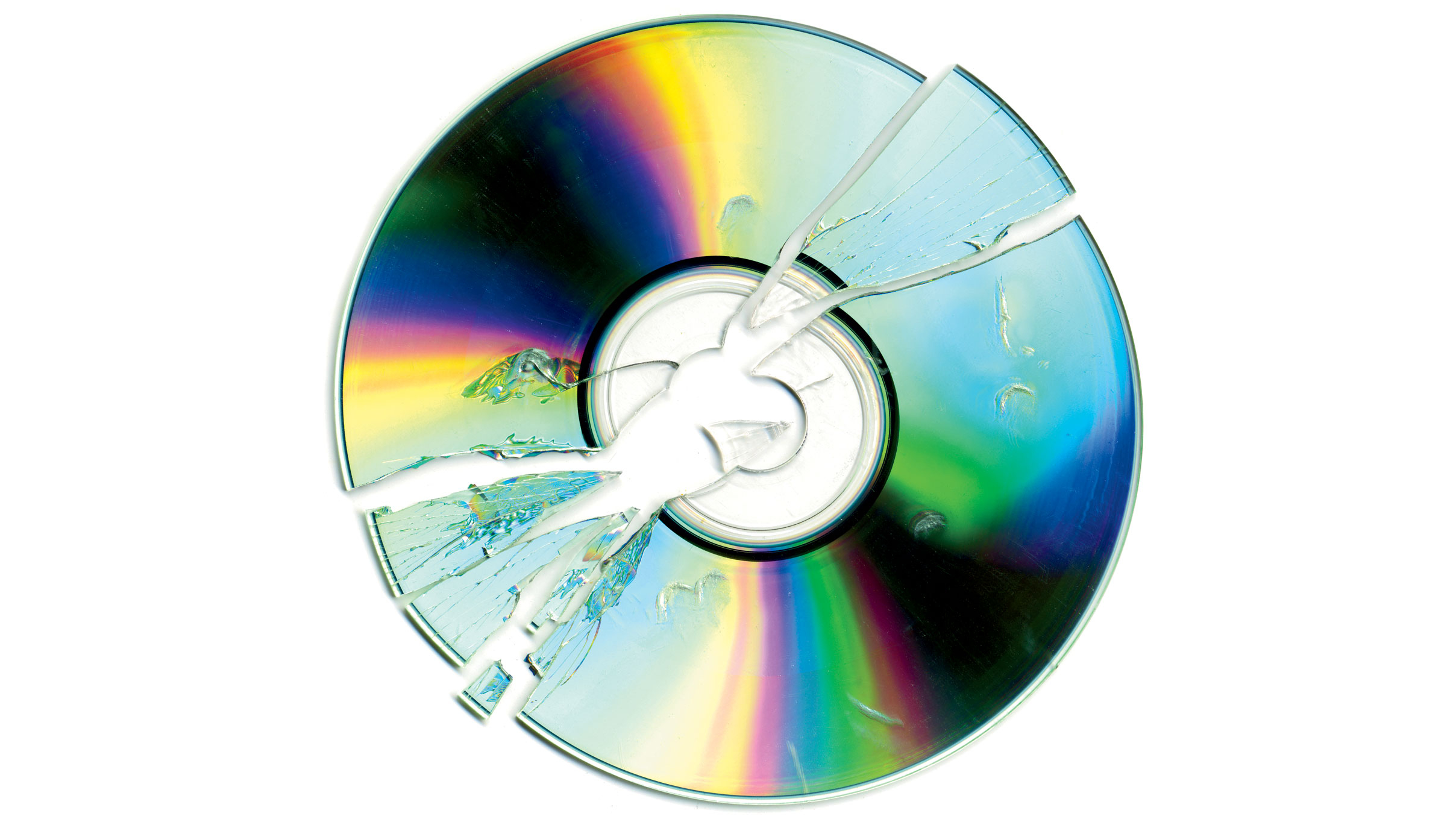 End of Owning Music: How CDs, Downloads Died.