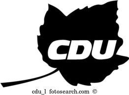 Cdu Clip Art Illustrations. 5 cdu clipart EPS vector drawings.