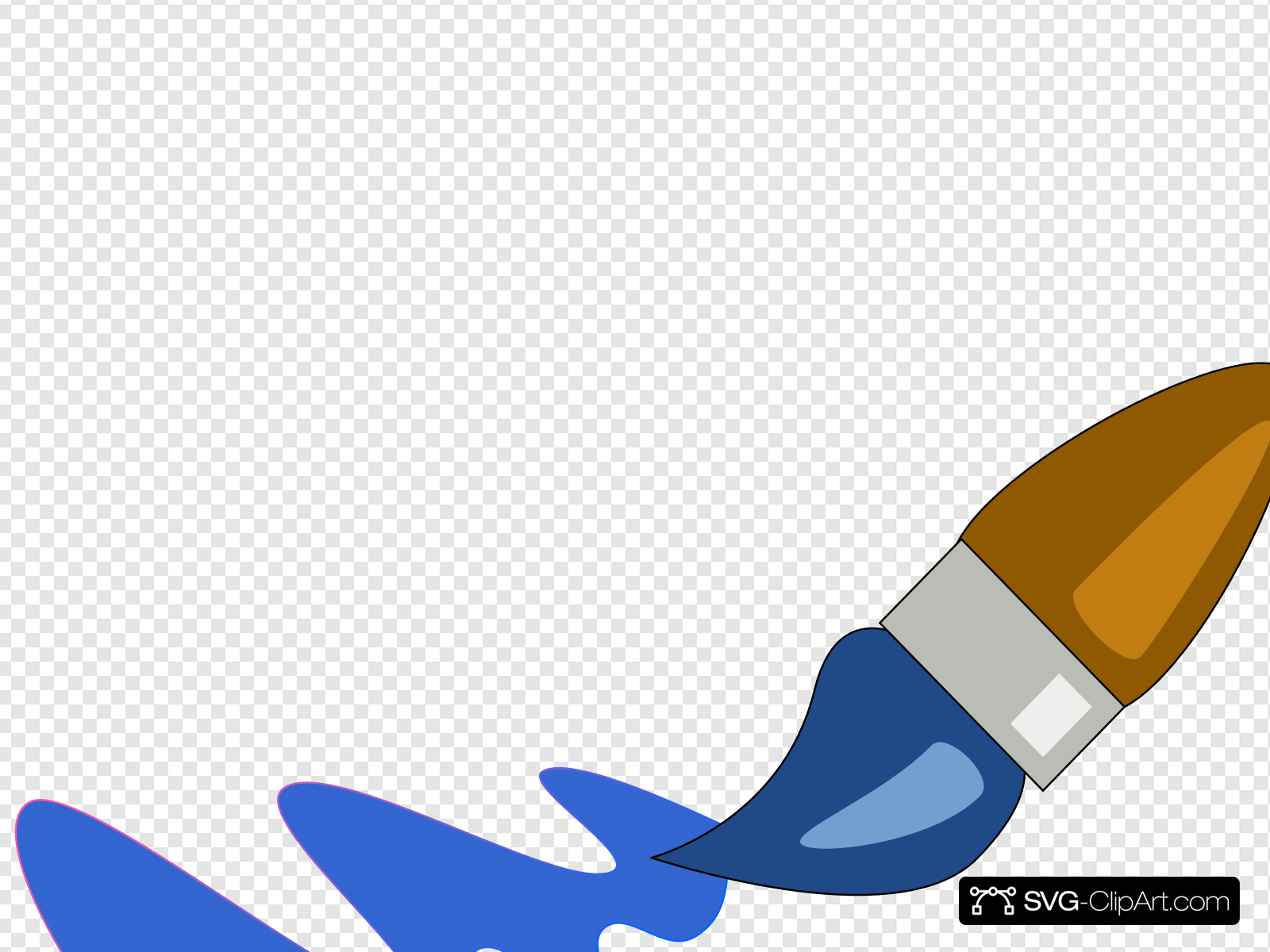 Paint Clip art, Icon and SVG.