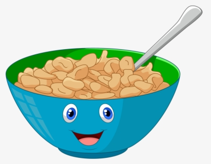 Free Cereal Clip Art with No Background.
