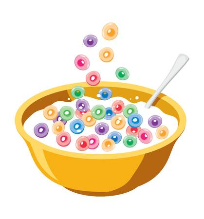 Cereal clipart 8 » Clipart Station.