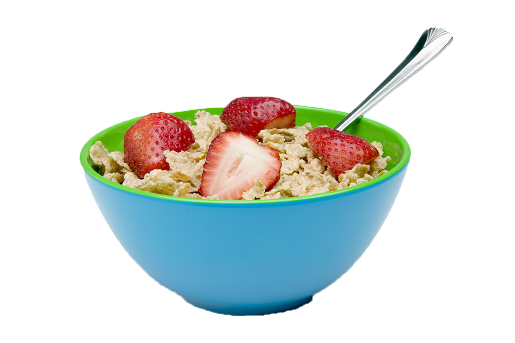 Bowl Of Cereal Clipart 3.