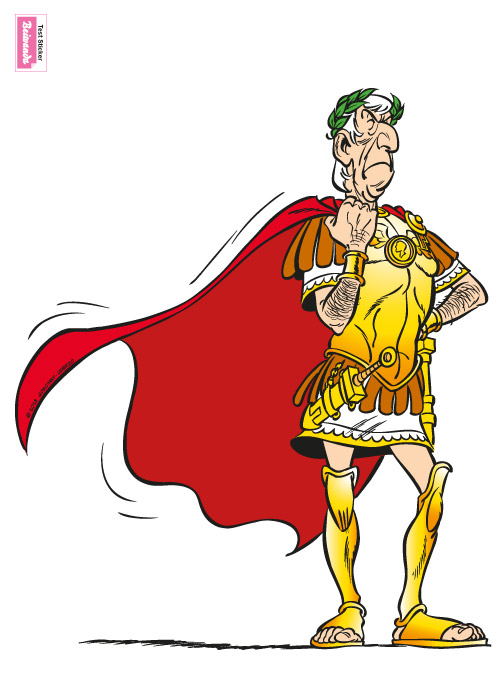 Caesar clipart.