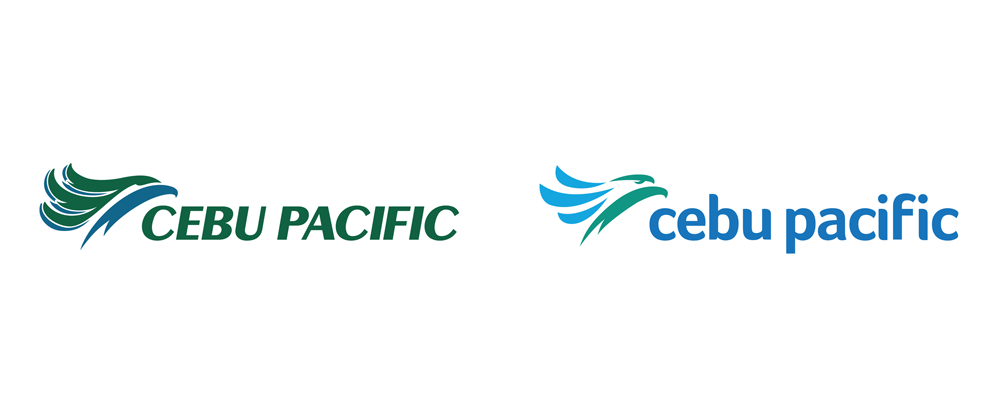 Brand New: New Logo, Identity, and Livery for Cebu Pacific by Bonsey.