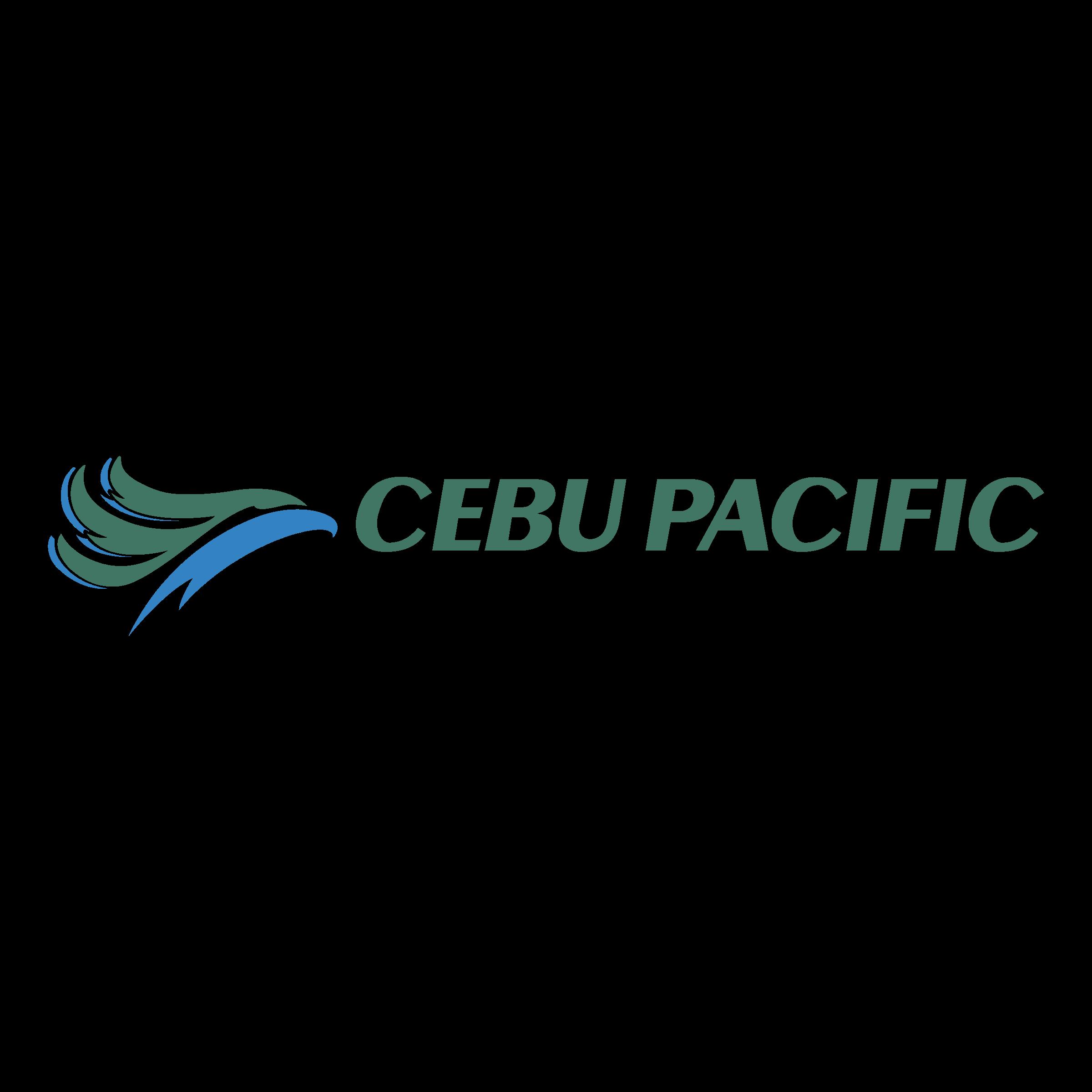 Cebu Pacific Air Logo PNG Transparent & SVG Vector.