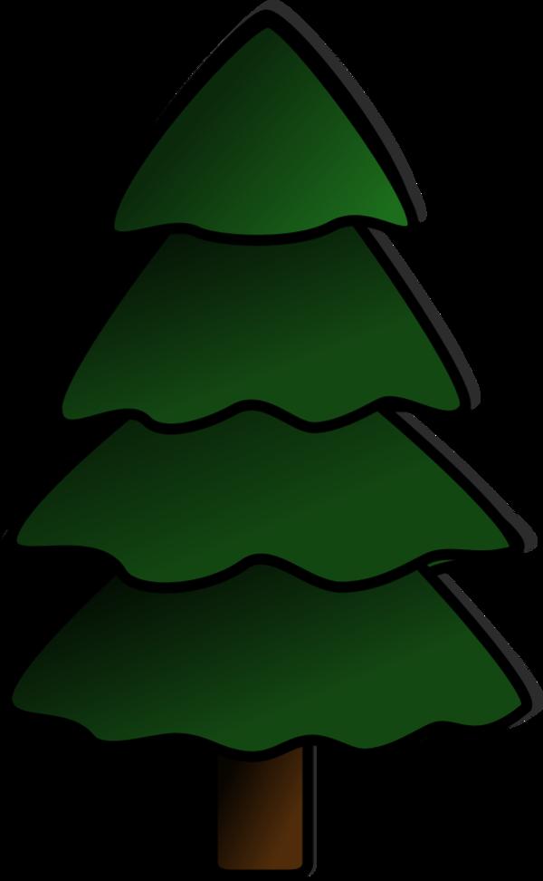 Cedar Tree Clipart.