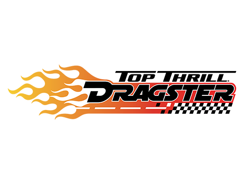 Top Thrill Dragster: Race for the Sky.