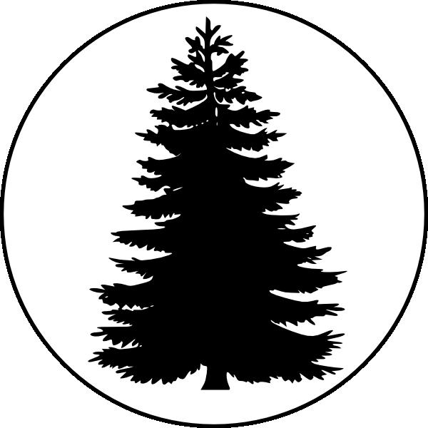 Free Cedar Tree Silhouette, Download Free Clip Art, Free.