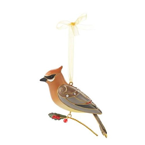 Amazon.com: Cedar Waxwing Beauty of Birds #9 Series 2013 Hallmark.