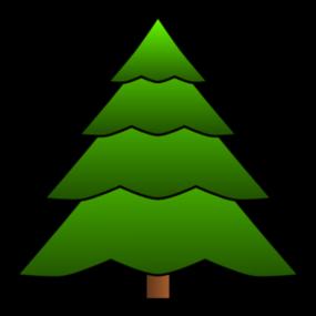 Clipart cedar tree.