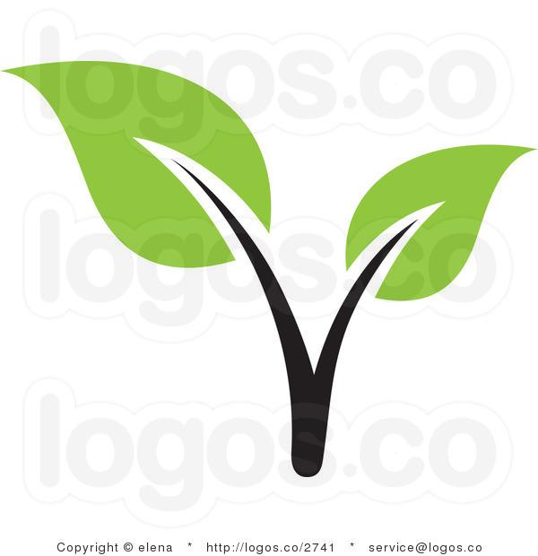 Seedling Clipart.
