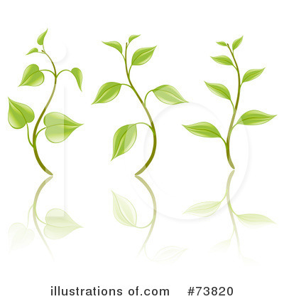 Seedlings Clipart #73820.