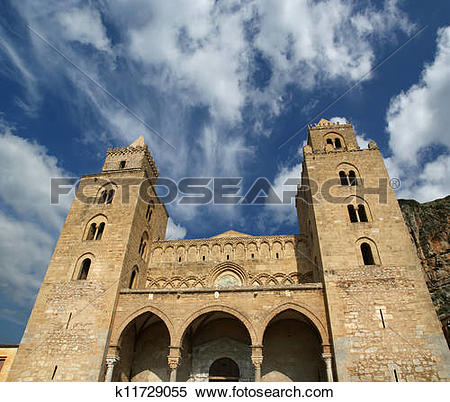 Stock Image of The Cathedral.