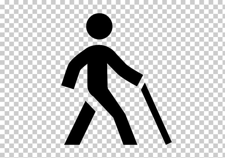 Pérdida de la vista discapacidad ceguera símbolo, ciego PNG.
