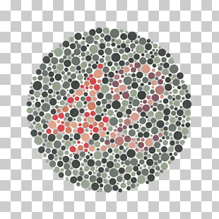 30 Ishihara test PNG cliparts for free download.