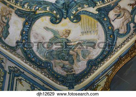 Stock Photograph of France, Versailles, Château de Versailles.
