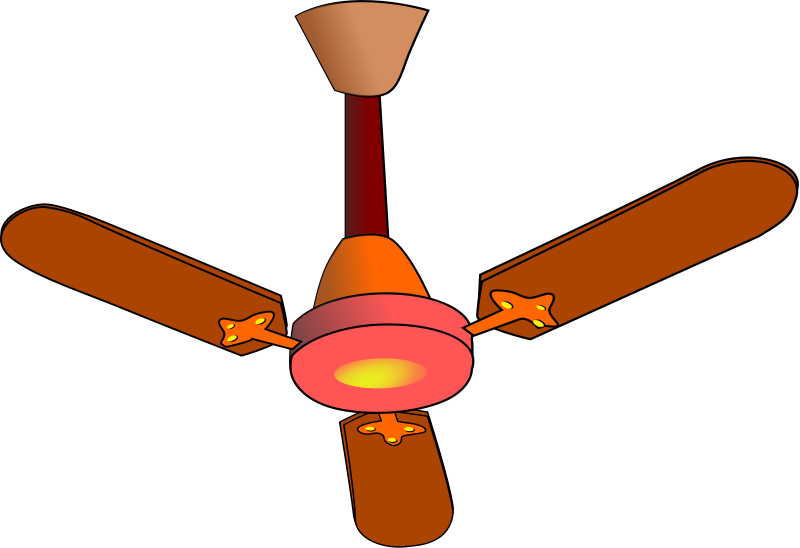 Ceiling lamp clipart #1