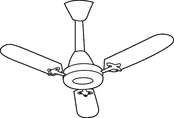 Best Ceiling Fan Clipart #20710.