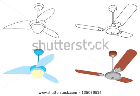 Ceiling Fan Stock Photos, Royalty.