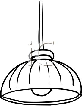 Hanging Lamp Clipart Clipground