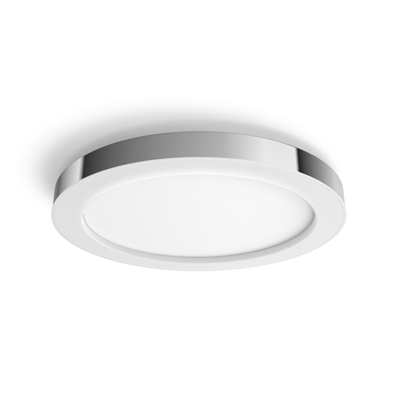Philips 40W White LED Adore Hue Smart Bathroom Ceiling light.