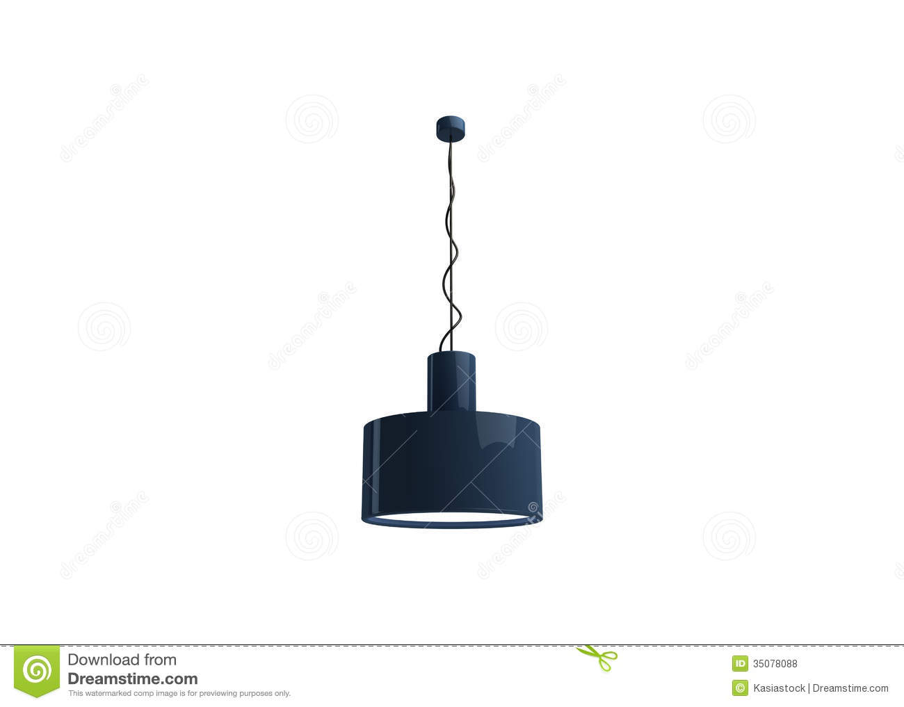 Ceiling lighting clipart #17