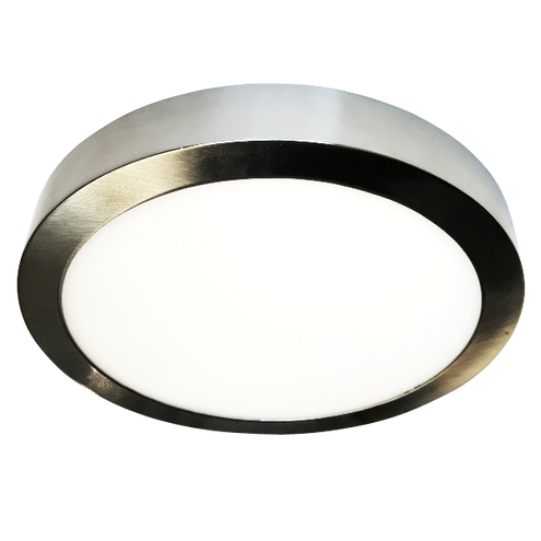 22W Round Surface Mount LED Ceiling Light White 300mm.