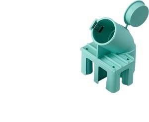 ABB Stotz S&J Junction box for ceiling luminaire [AJ10.25.