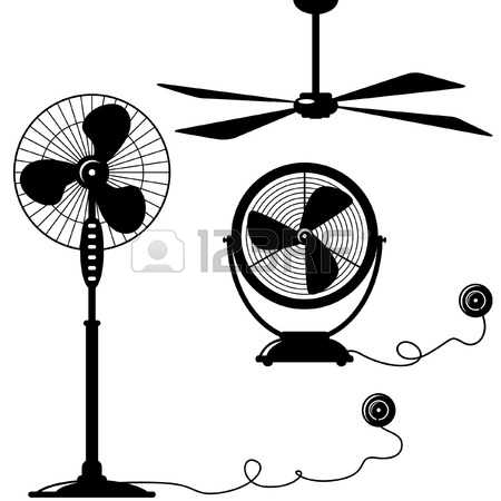 189 Ceiling Fan Stock Vector Illustration And Royalty Free Ceiling.