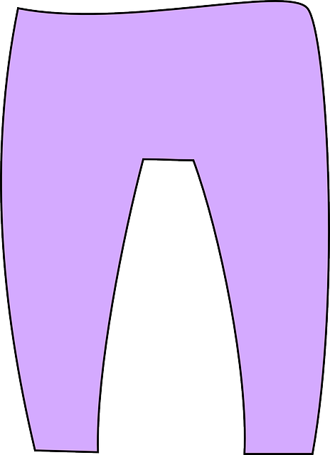 Free vector graphic: Pants, Pastel, Purple, Clothing.