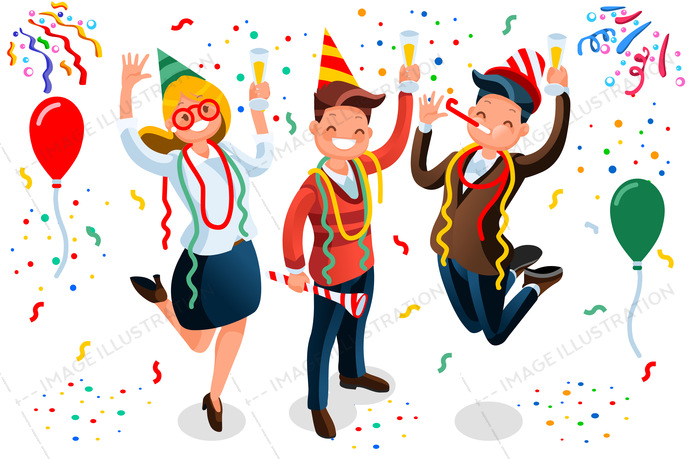 Celebrate clipart party, Celebrate party Transparent FREE.
