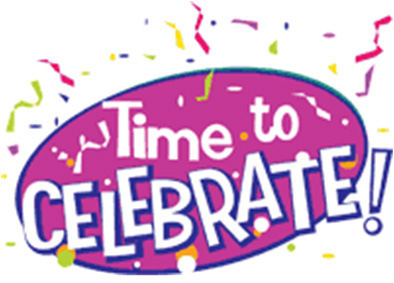 Celebration Clip Art Free.