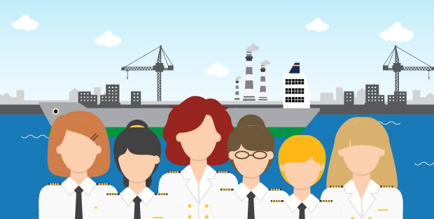 Celebrating Women in Shipping.
